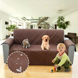 1/2/3 Seat Couch Coat Anti-Skid Sofa Cushion Protective Cove