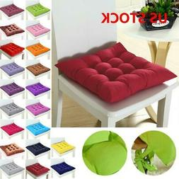 1/2PCS Chair Cushion Seat Pads Dining Room Kitchen Office So