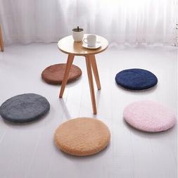 16inch Memory Foam Round Seat Non-Slip Cushion Floor Soft Se