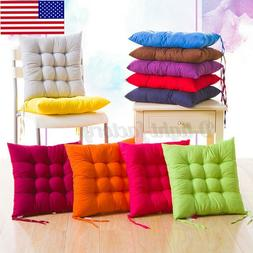 """16x16""""Chair Seat Pad Cushion Indoor Outdoor Dining Garden Pa"""