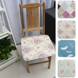 2/4PCS Removable Seat Pad Chair Cushion Dining Garden Patio