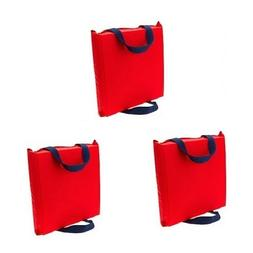 3-Pack Boat Seat Cushions Throwable Preserver Type lV Person