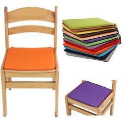 40x40cm tie on chair cushion pad seat