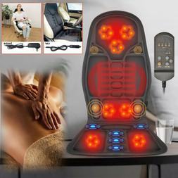 Car Seat Back Massager Heated Massage Chair for Car Office H