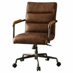Acme Furniture 92414 Harith Top Grain Leather Office Chair i