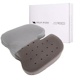 Coop Home Goods - 100% Bamboo Charcoal infused Memory Foam S