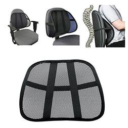 Danyoun Lumbar Mesh Back Brace Support Office Home Car Seat