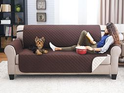 Deluxe Original Reversible Couch Slipcover Furniture Protect