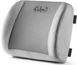 ComfiLife Adjustable Strap Lumbar Support Back Pillow Office