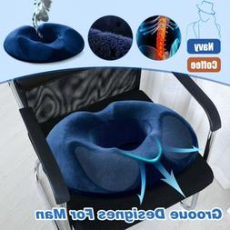 Adult Anti Hemorrhoid Donut Seat Cushion Lift Hip Orthopedic