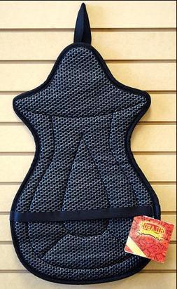 Hilason Anti Slip Cushion Grip Saddle Seat Cover With Cushio