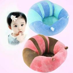 Baby Cotton Support Seat Soft Chair Cushion Sofa Plush Pillo