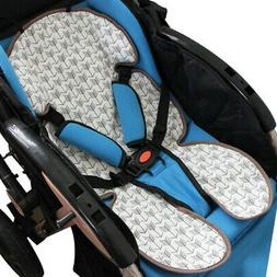 Baby Summer Floral Pattern Sleeping Breathable Stroller Seat