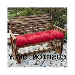 """Greendale Home Fashions 51"""" Outdoor Bench Cushion"""