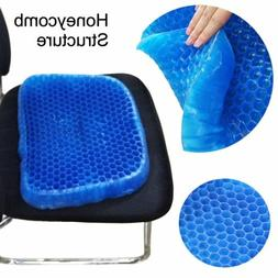 Best Gel Seat Cushion AS SEEN ON TV!! Honeycomb Design Sitte
