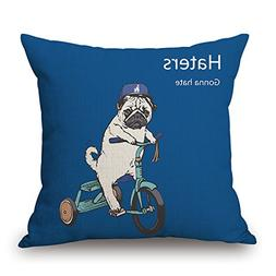 Bestseason 18 X 18 Inches / 45 By 45 Cm Dog Pillow Covers,tw