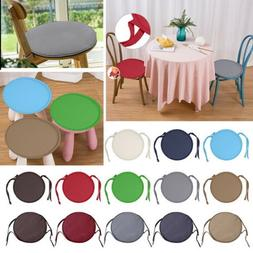 circle round soft chair seat pad cushions