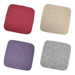 Breathable Chair Pads Square Seat Cushion for Rocking Patio