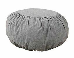Blancho Bedding Breathable Cotton Seat Cushion Tatami Round