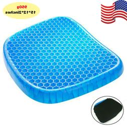 breathable egg sitting cushion gel seat flexing
