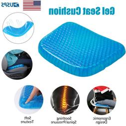 breathable egg sitting gel flex cushion pad