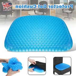 Breathable Gel Seat Cushion Sitter Flex Pillow Orthopedic Ch
