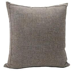 Burlap Linen Throw Pillow Case Cushion Cover, Home Decorativ