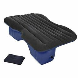 Car Air Bed Inflatable Mattress Back Seat Cushion 2 Pillows