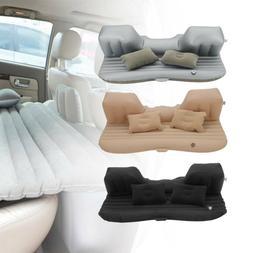 Car Air Bed Inflatable Mattress Travel Sleeping Camping Cush