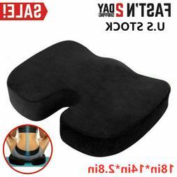 Car Chair Orthopedic Office Seat Cushion Pillow Tailbone Sci