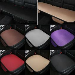 Car Front Rear Seat Cover Breathable Pad Mat Chair Cushion U