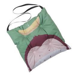 Cartoon Tie-on Chair cushion Pads for Kitchen Garden Chairs