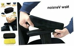 Chair Armrest Pads,Memory Foam Office Chair Arm Covers and E