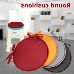 Chair Cushion Dining Round Seat Pads Nursery Home Furniture