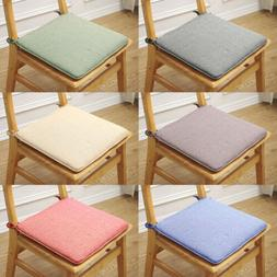 Chair Cushion Memory Foam Chair Pads Nonslip 18in Dining Cha