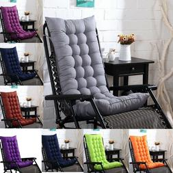Chair Cushion Tufted Deck Chaise Padding For Outdoor Patio P