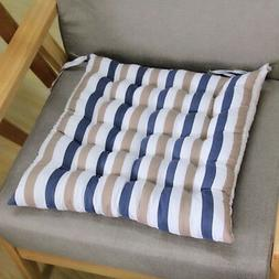 Chair Pad Seat Ties Pad Chair Cushion for Garden Dining Room