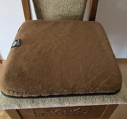 Chair Pillow - 6 Pieces 15 11/16x15 11/16in Camel Pillow Car