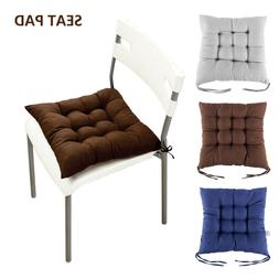Chair Seat Cushion Pads Thick Cashmere Soft Kitchen Dining R