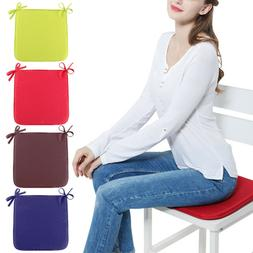 Chair Seat Pads Cushions with Tie on Dining Garden Room Kitc