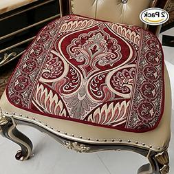 classic decorative chair pad seat