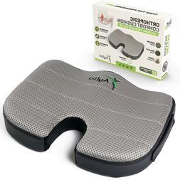 Aylio Coccyx Orthopedic Comfort Foam Seat Cushion for Tailbo