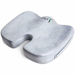 Aylio Coccyx Orthopedic Comfort Foam Seat Cushion for Lower
