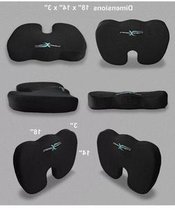 coccyx orthopedic memory foam seat cushion sciatica