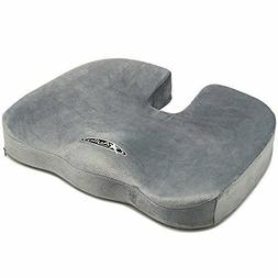 jiaao Coccyx Seat Cushion for Car & Office Chair - Orthopedi
