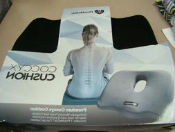 Pharmedoc Coccyx Therapeutic Seat Cushion