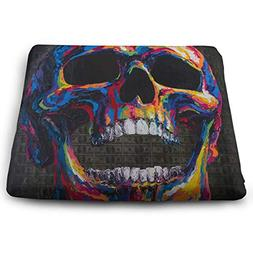 Ding Colorful Skull 100 Dollars Removable Washable Anti-dust