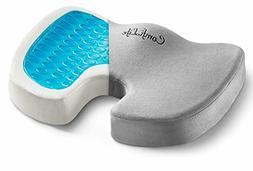 ComfiLife Gel Enhanced Seat Cushion – Non-Slip Orthopedic