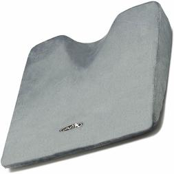 Aylio Comfort Foam Wedge Coccyx Cushion For Car Seat or Chai
