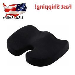 Comfort Seat Cushion for Office Chair - Tailbone Pain Relief
